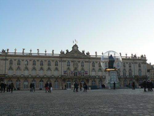 Ville de Nancy - Place Stanislas en décembre