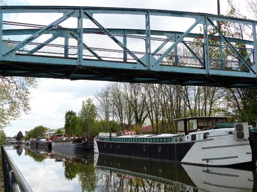 Ville de Nancy - Souvenirs du Canal