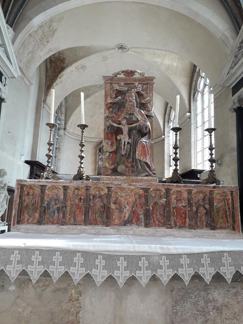 Ville de Nancy - Chapelle des Cordeliers