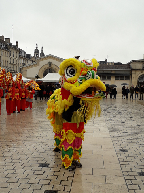 Ville de Nancy - Nouvel An Chinois
