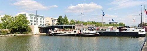 Ville de Nancy Canal