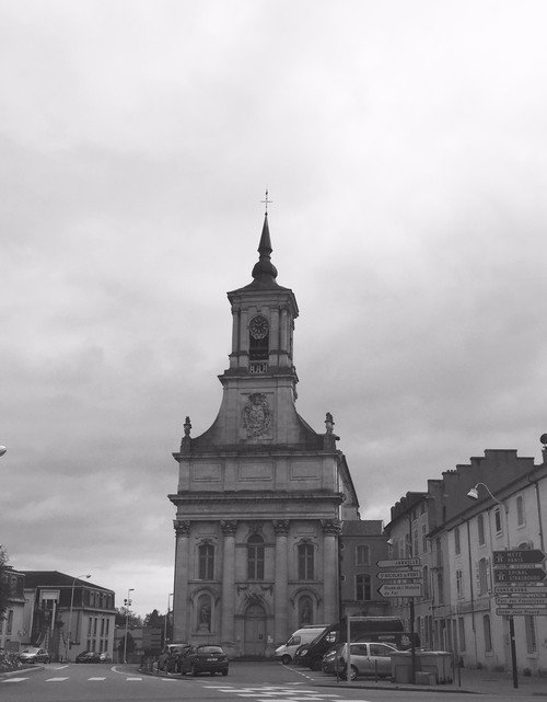 Ville de Nancy - Eglise Bonsecours