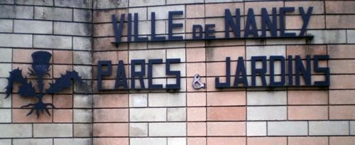 Ville de Nancy - Serres municipales boulevard Lobau