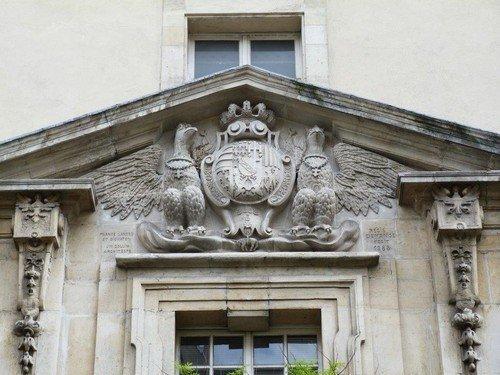 Ville de Nancy - Rue de la monnaie