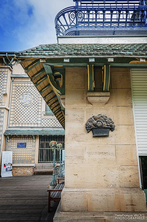 Ville de Nancy - Ancienne propriété d'Eugène Corbin
