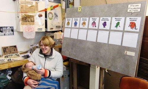 Ville de Nancy - Ouverture d'atelier d'artiste le LBDTF - Les cartes des tueu(se)rs lorrains
