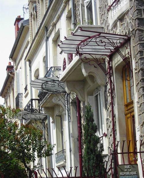 Ville de Nancy Rue Emile Gallé