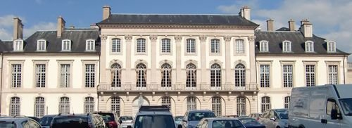 Ville de Nancy - Hôtel de Craon