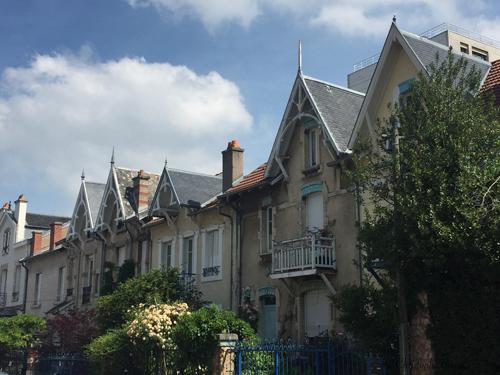 Ville de Nancy - Rue Charles Martel