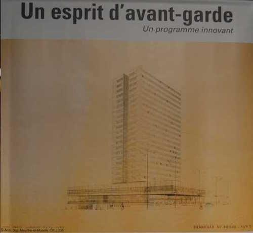 Ville de Nancy - Exposition En plein ciel !