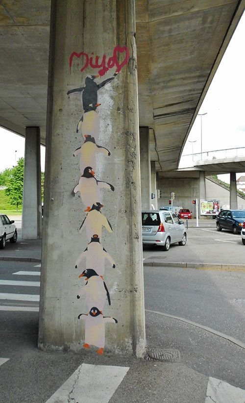 Ville de Nancy - Street Art VEB