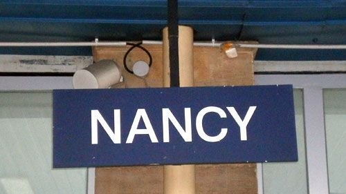 Ville de Nancy Gare