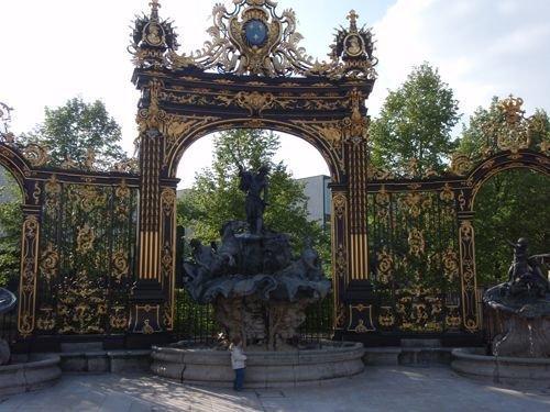 Ville de Nancy Porte de la place Stanislas