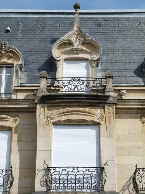 Ville de Nancy - Cours Léopold