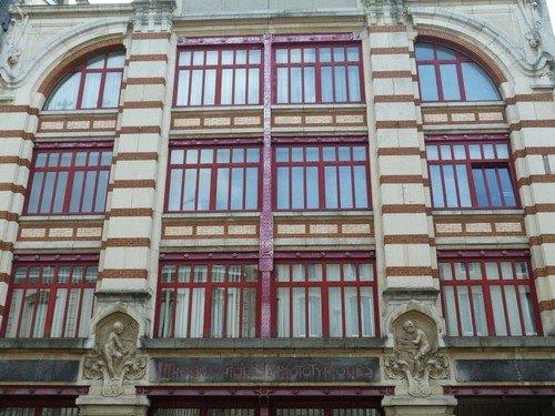 Ville de Nancy - Rue de la Salpétrière