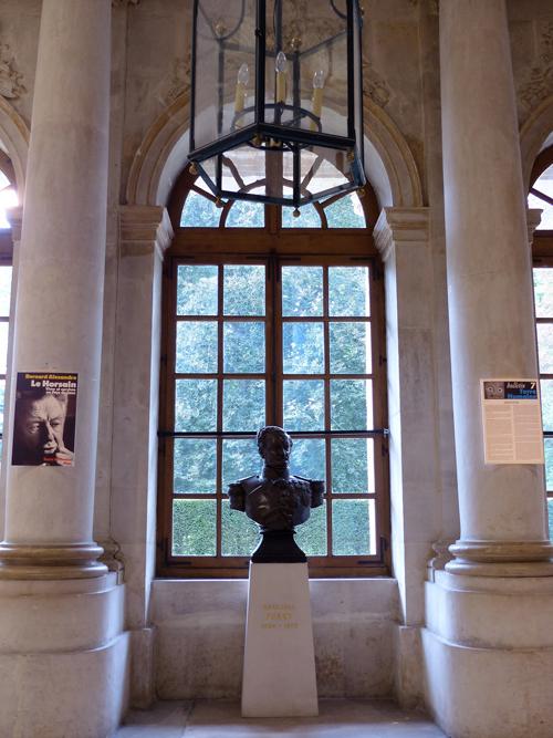 Ville de Nancy - Le maréchal Forey au Palais du Gouverneur
