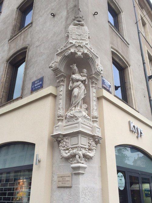 Ville de Nancy - Angles de rue