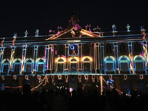 Ville de Nancy - Lumières aux rendez-vous Place Stanislas