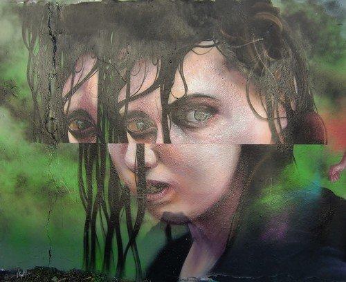 Ville de Nancy - Street Art MJC Bazin