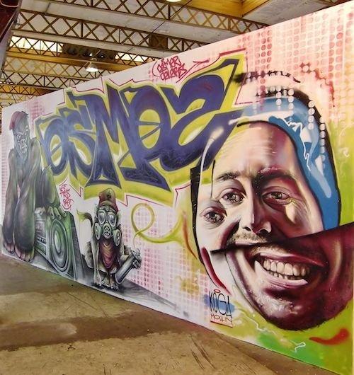Ville de Nancy - Salon des artistes sur le site Alstom