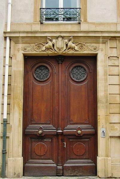 Ville de Nancy - Porte