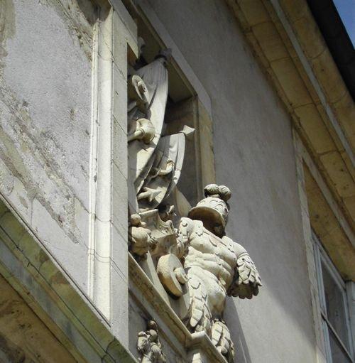 Ville de Nancy Porte de la Craffe