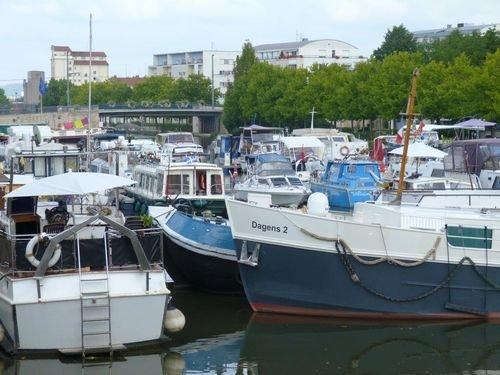 Ville de Nancy - Port de Nancy