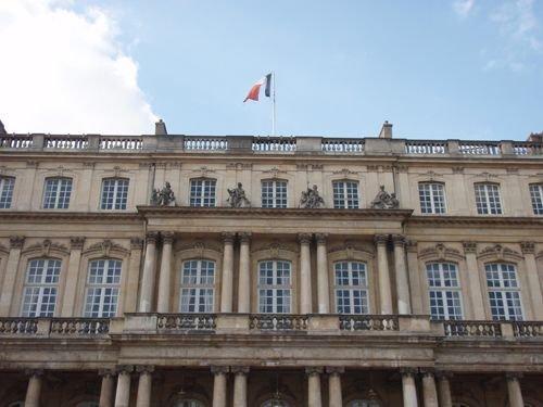 Ville de Nancy Palais du Gouverneur