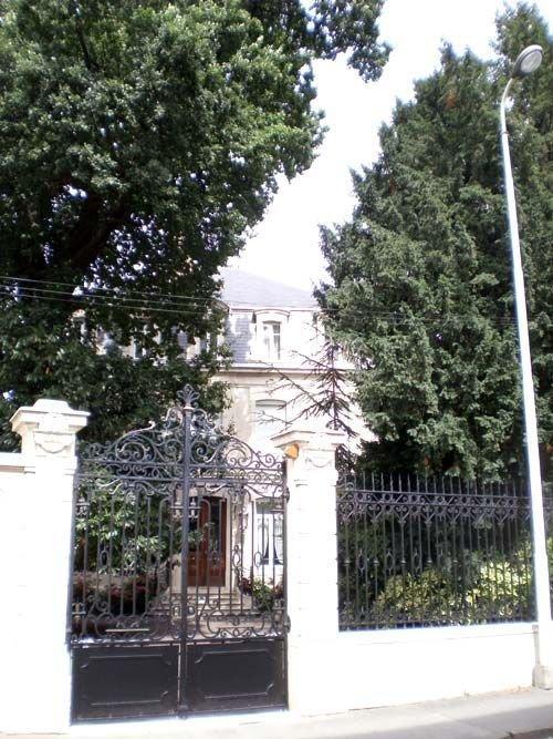 Ville de Nancy - Jardin secret...
