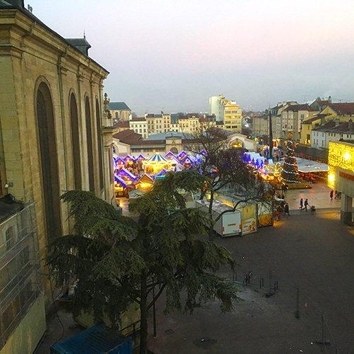Ville de Nancy - Marché de Noël