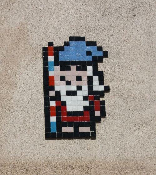 Ville de Nancy - Street art allée du général Drouot