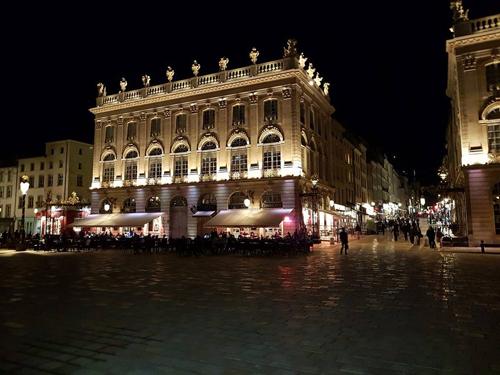 Ville de Nancy - Pavillon de l'Opéra