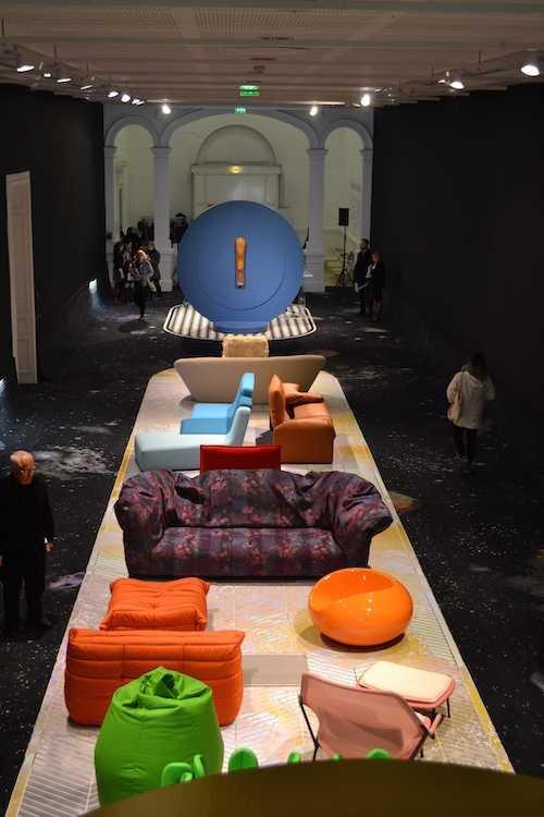 Ville de Nancy - Exposition Zones de confort à la Galerie Poirel