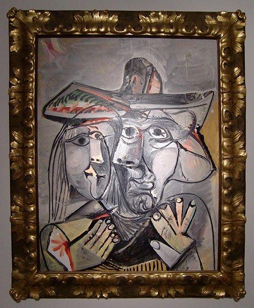 Ville de Nancy - Musée des Beaux-Arts - Pablo Picasso