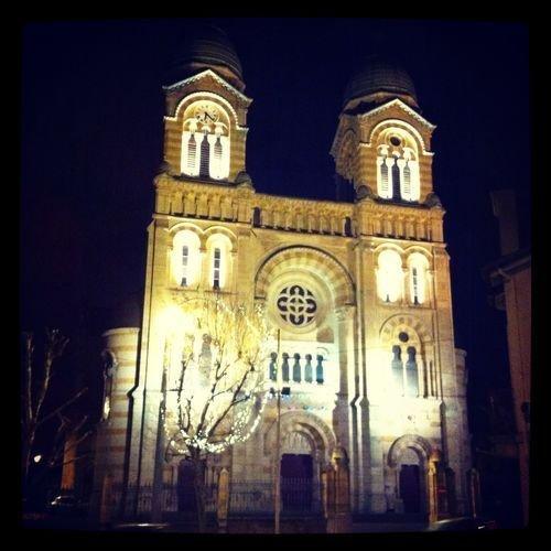 Ville de Nancy - Basilique su Sacré-Coeur