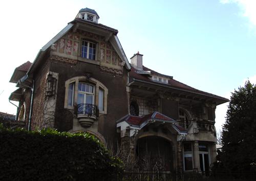 Ville de Nancy Maison