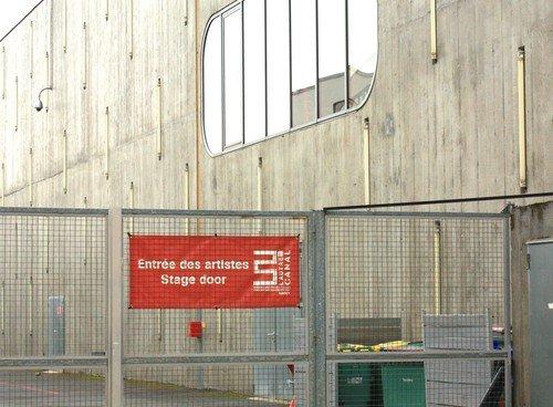 Ville de Nancy – Entrée des artistes de Autre Canal