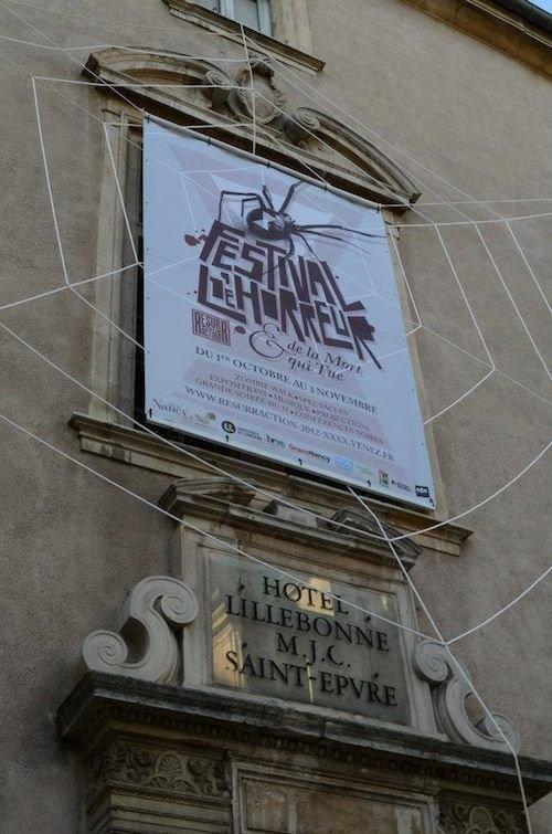 Ville de Nancy - Festival de l'Horreur et de la Mort qui Tue