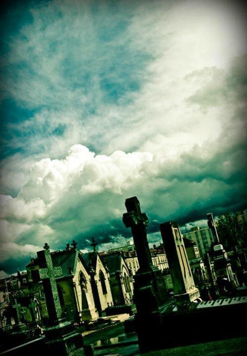 Ville de Nancy - Festival de l'Horreur et de la Mort qui Tue - Visite de cimetière