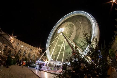 Ville de Nancy - La grande roue