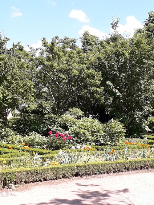 Ville de Nancy - Le jardin Dominique-Alexandre-Godron