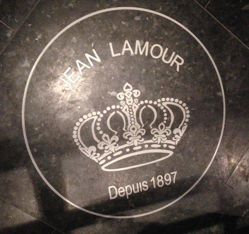 Ville de Nancy - Brasserie Jean Lamour