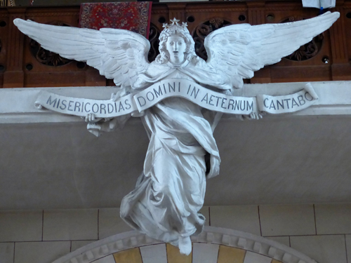 Ville de Nancy -  Statues du Sacré Cœur