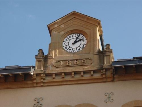 Ville de Nancy Horloge de la Manufacture