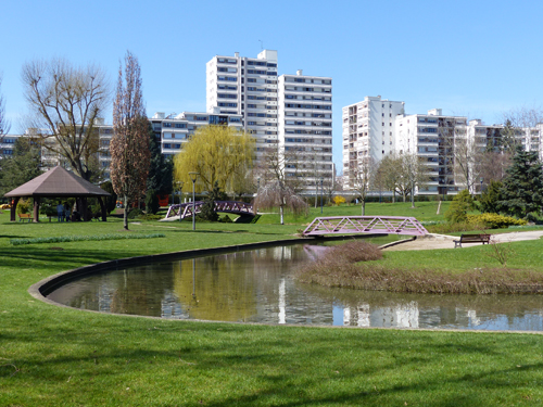 Ville de Vandoeuvre - Parc Richard Pouille #GrandNancy