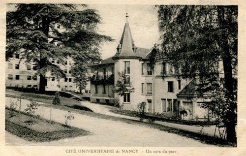 Ville de Nancy - Cité universitaire