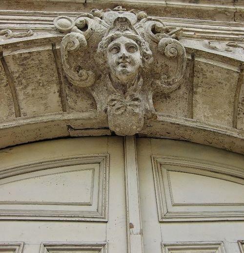Ville de Nancy - Détails rue St Nicolas
