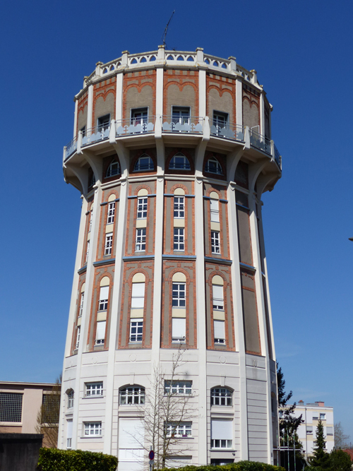 Ville de Vandoeuvre - Tour St Charles #GrandNancy