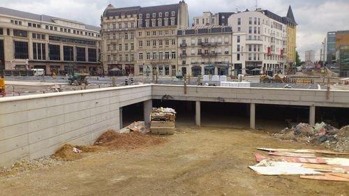 Ville de Nancy - Gare de Nancy