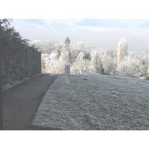 Ville de Nancy - L' INRIA en hiver